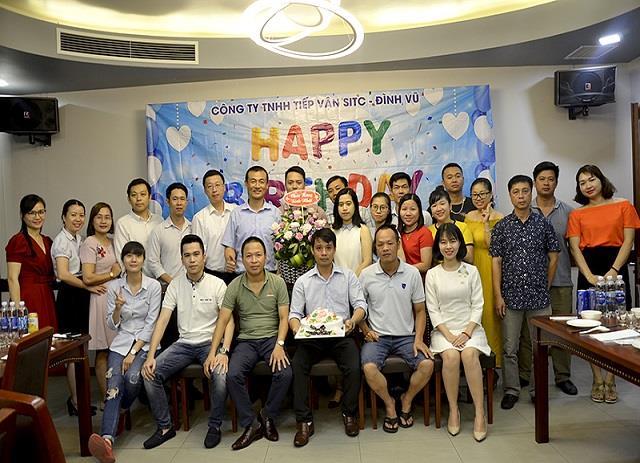 Tổng kết tiệc sinh nhật nhân viên tháng 7,8