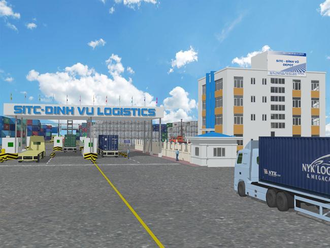 Video 3D giới thiệu SITC-DINHVU