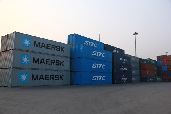 Bãi Container Depot