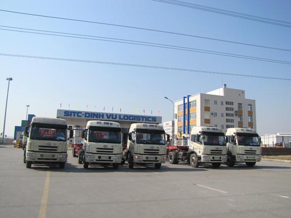 Vận tải xe đầu kéo