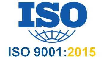 Chứng chỉ ISO 9001 : 2015